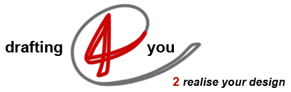 drafting4you Logo